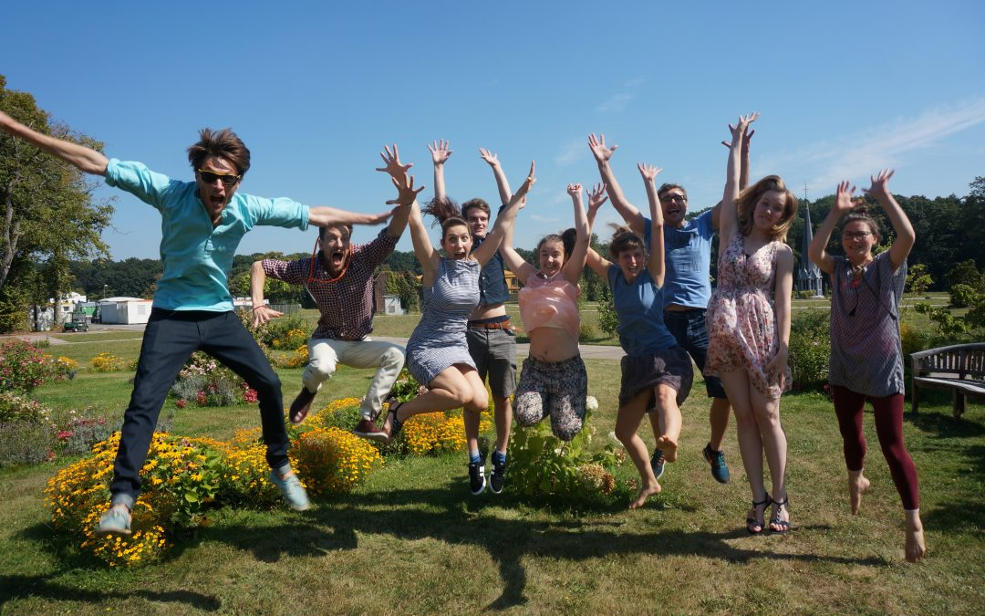 2017 European Young Meditator's Course — The best EYMC ever!?